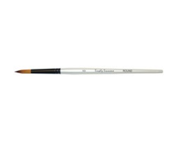 SIMPLY SIMMONS SYNTHETIC BRUSH ROUND 8