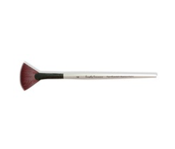 SIMPLY SIMMONS SYNTHETIC BRUSH STIFF FAN 4