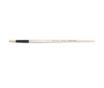 SIMPLY SIMMONS SYNTHETIC BRUSH LH BRISTLE ROUND 6