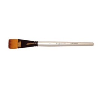 SIMPLY SIMMONS SYNTHETIC BRUSH FLAT WASH 1