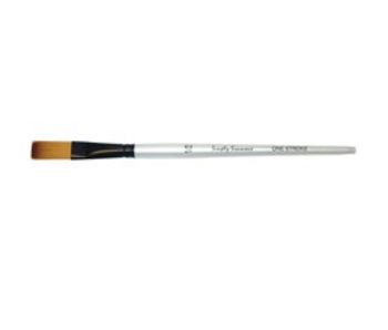 SIMPLY SIMMONS SYNTHETIC BRUSH ONE STROKE 1/2