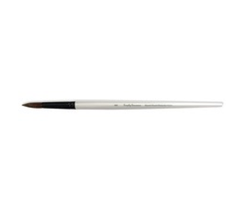 SIMPLY SIMMONS SYNTHETIC BRUSH LH STIFF ROUND 8