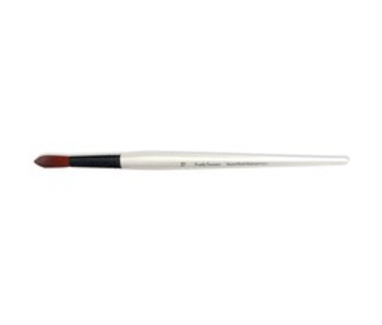 SIMPLY SIMMONS SYNTHETIC BRUSH LH STIFF ROUND 10