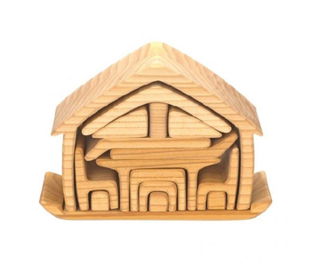 Gluckskafer: Al-In House Natrual 17 Pieces