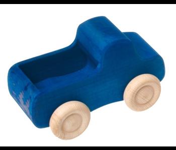 GRIMM'S SPIEL UND HOLZ DESIGN: SMALL TRUCK BLUE
