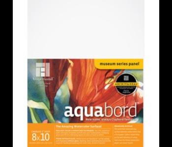"AMPERSAND MUSEUM AQUABORD 2"" CRADLED 8x10"