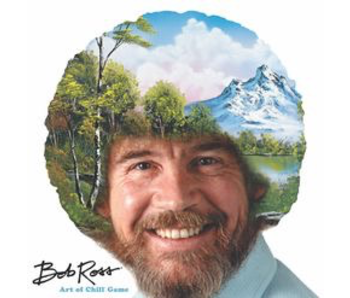 BOB ROSS ART OF THE CHILL GAME