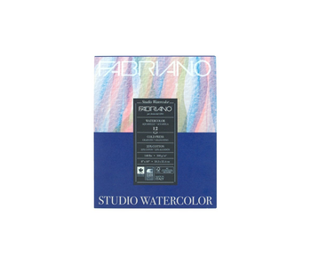FABRIANO WATERCOLOR PAPER 140LB COLD PRESS 11X14 12 SHEETS/PAD