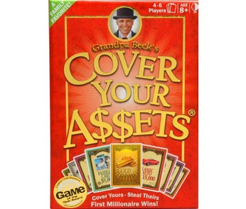 GRANDPA BECK'S GAMES: COVER YOUR A$$ETS (ASSETS)