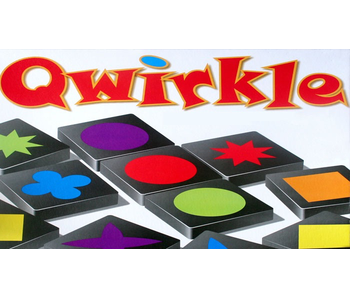 QWIRKLE MIX & MATCH GAME (FRENCH)