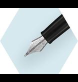 Waterman Paris Hemisphere Deluxe Cracked Fountain Pen Medium