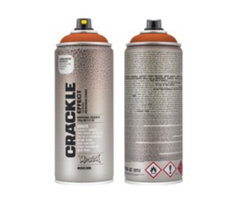 Montana Effect Crackle  400ml Copper Brown