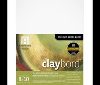"AMPERSAND MUSEUM CLAYBORD 1/8"" 8x10"