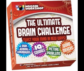 The Ultimate Brain Challenge Noggin Workshop