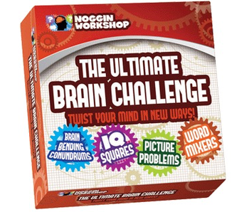 The Ultimate Brain Challenge Noggin Workshop