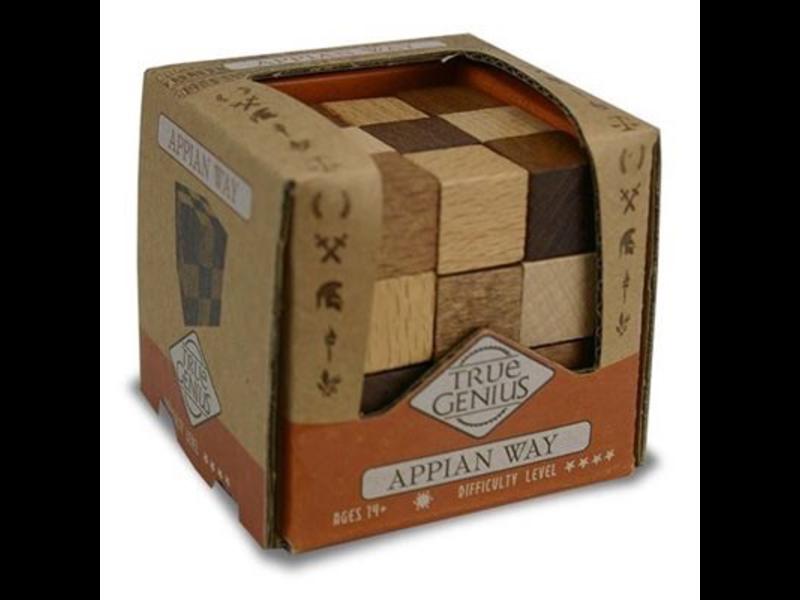 True Genius Puzzle Appian Way