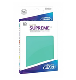 Ultimate Guard Sleeves: Supreme UX Standard Turquoise