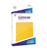 Ultimate Guard Sleeves: Supreme UX Standard Yellow