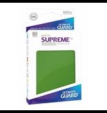 Ultimate Guard Sleeves: Supreme UX Standard Green