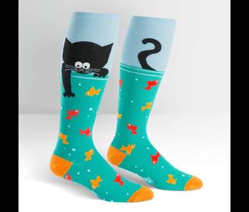 Sock It To Me : Knee High Funky: Gone Fishin'