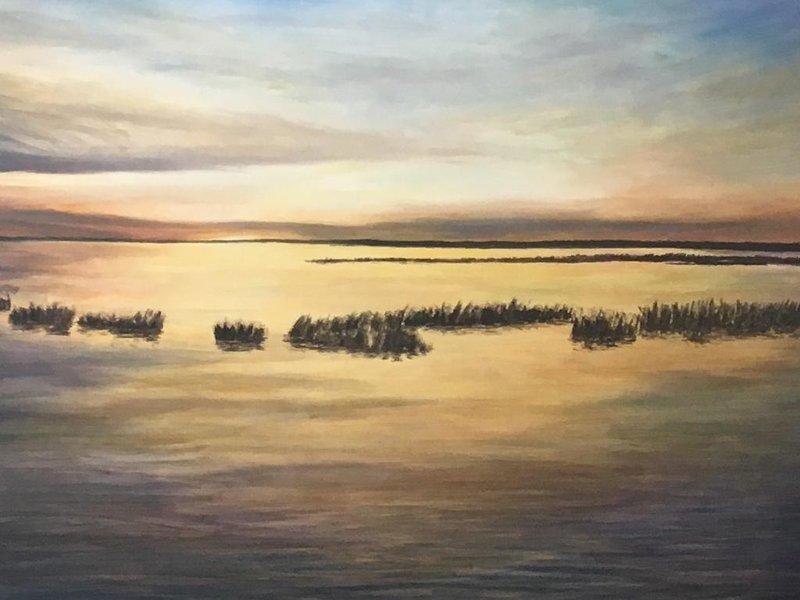 Stoneground: Watercolour Landscape Class