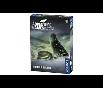Thames & Kosmos Adventure Games Monochrome Inc.