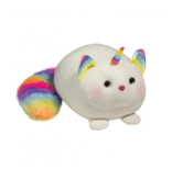 DOUGLAS PLUSH CUDDLE TOY ZAG CATICORN MACAROON