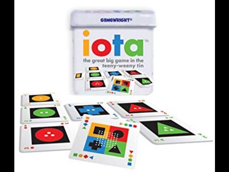 THINKPLAY Gamewright Iota Card Game