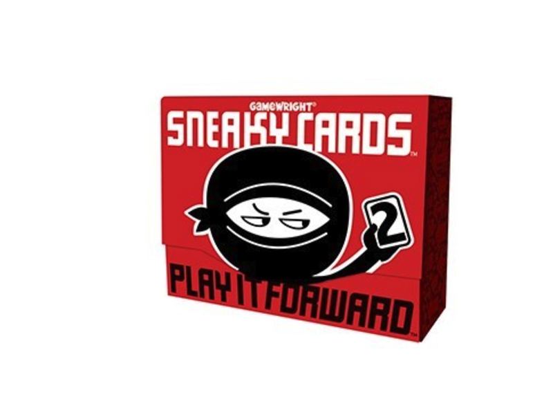 THINKPLAY SNEAKY CARDS 2 ALL NEW MISSIONS