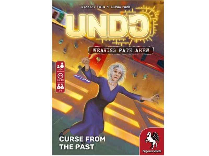 Undo Weaving Fate Anew: Curse From The Past