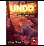 Undo Weaving Fate Anew: Cherry Blossum Festival