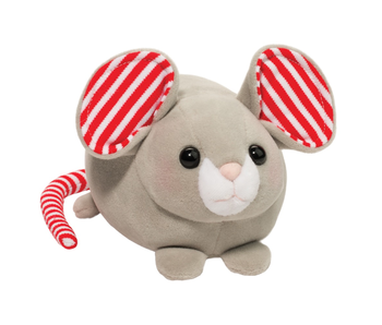 Douglas Cuddle Toy:  Mouse Merry Macaroon