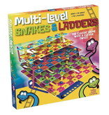 THINKPLAY Multi-Level Snakes and Ladders