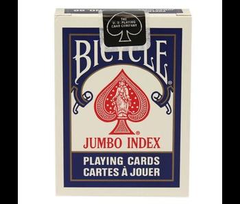 BICYCLE PLAYING CARDS: JUMBO