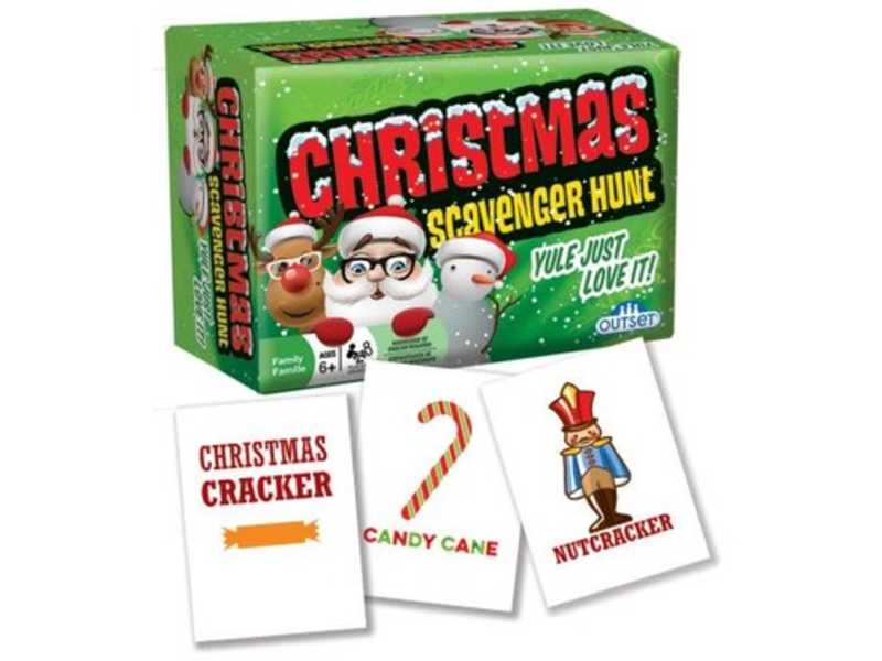 THINKPLAY CHRISTMAS SCAVENGER HUNT
