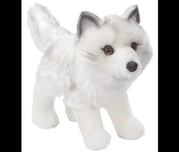 DOUGLAS CUDDLE TOY PLUSH SNOW QUEEN ARCTIC FOX