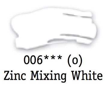 SYSTEM 3 150ML ZINC MIXING WHITE