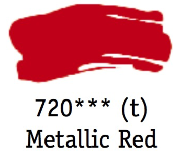 SYSTEM 3 150ML METALLIC RED
