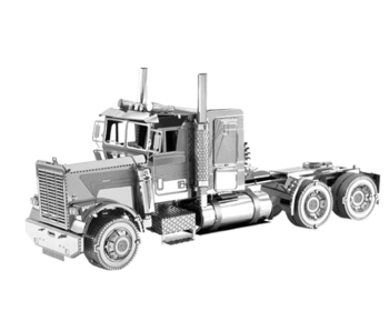 METAL EARTH 3D MODEL: FREIGHTLINER FLC LONG NOSE TRUCK