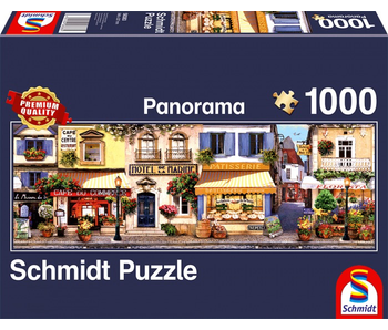 SCHMIDT PUZZLE 1000: A STROLL THROUGH PARIS - PANORAMA