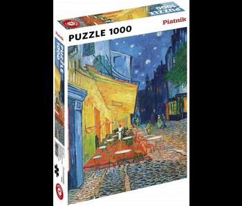 Piatnik Puzzle 1000pc, The Cafe de la Terrace, Van Gogh'