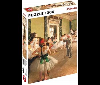 Piatnik Puzzle 1000pc, The Danse Class, Degas