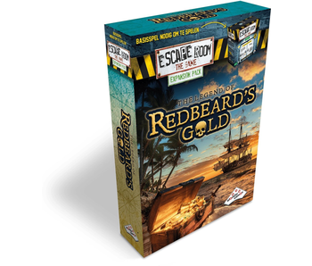 ESCAPE ROOM THE GAME EXP: REDBEARD'S GOLD -OR- THE MAGICIAN