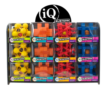 IQ BUSTERS BALL TRAP PUZZLE