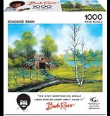 THINKPLAY Bob Ross Jigsaw Puzzle: Roadside Barn
