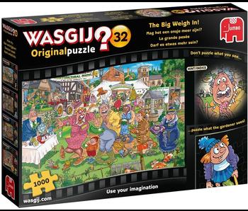Wasgij? Original Puzzle 32