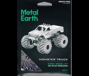 Metal Earth 3D Model Monster Truck