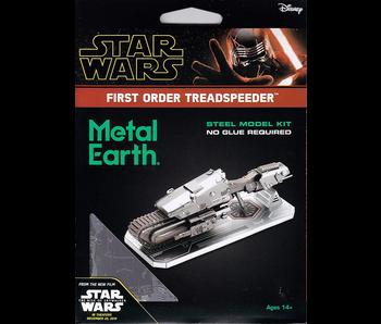 Metal Earth 3D Model Star Wars 1st order Treadspeeder