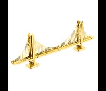 METAL EARTH 3D MODEL: SAN FRANSISCO GOLDEN GATE BRIDGE