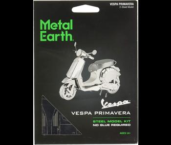 Metal Earth 3D Model : Vespa Primavera
